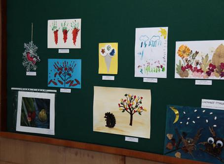 Выставка детского творчества «Мир души моей»