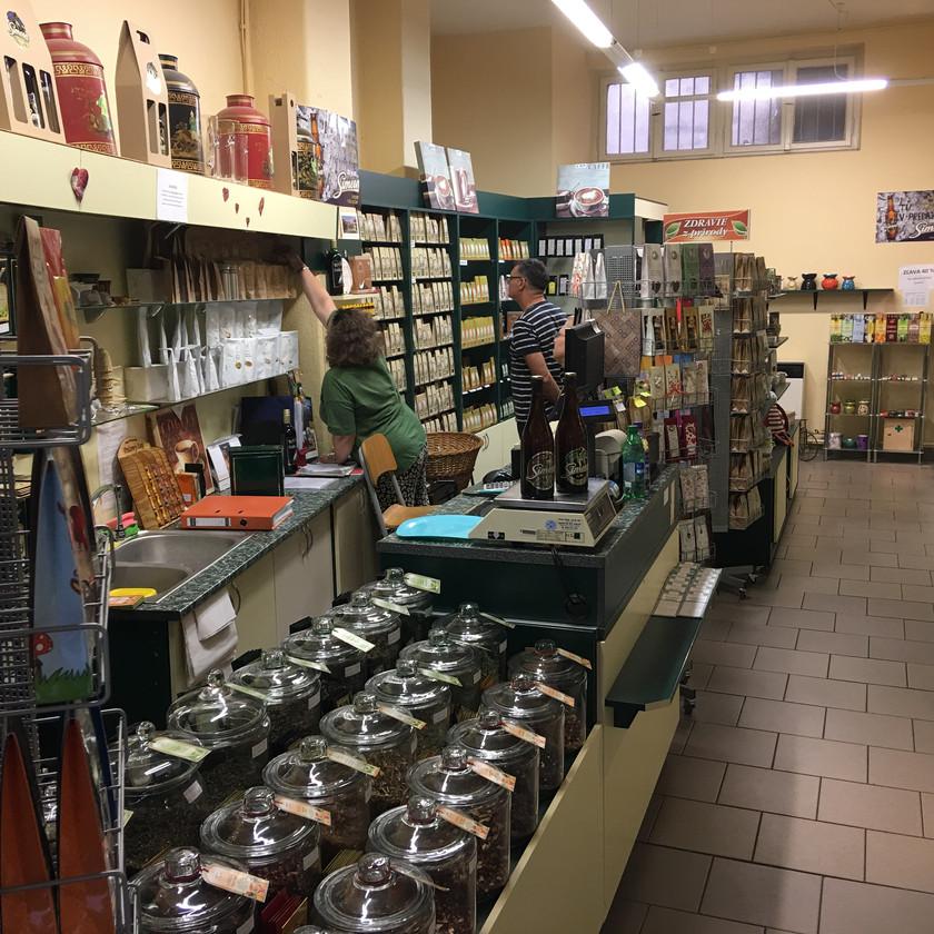 Simeon, Tea Shop Piešťany