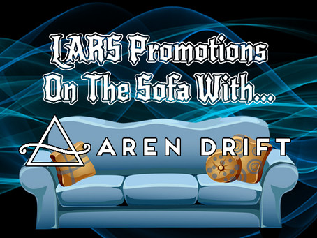 On The Sofa with Aren Drift
