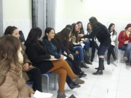 Oficina para professores das EMEIS em Parobé/RS