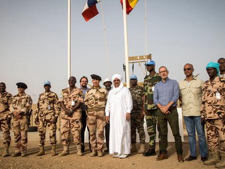 MINUSMA : OMP au Mali