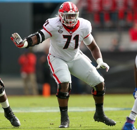 2020 Draft Prospect Rankings: Offensive Tackles & Interior Offensive Line