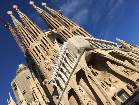 One Day Tour in Barcelona (Part I)
