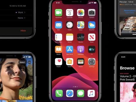 iOS 13.7 é lançado com notificações nativas de exposição à Covid-19