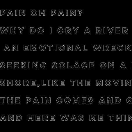 Pain - Carol Allan