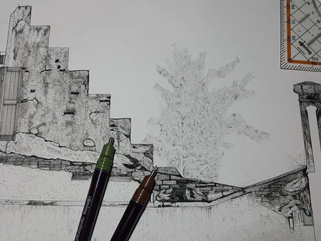 Vernadoc drawings for 1905 Heritage Corner
