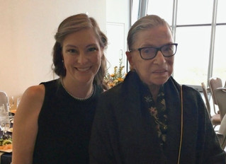 My Standing Date with the Notorious RBG