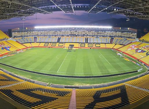 Se inhabilitó estadio Monumental para partidos nacionales y extranjeros