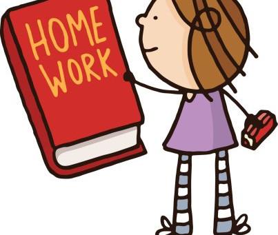 Homework - Friday 15th May