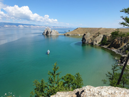 Lake Baikal-THE WORLD'S OLDEST LAKE