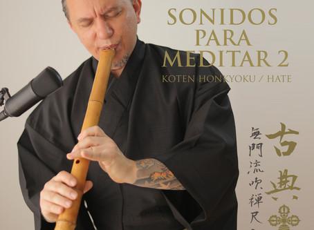 Sonidos para meditar volumen 2