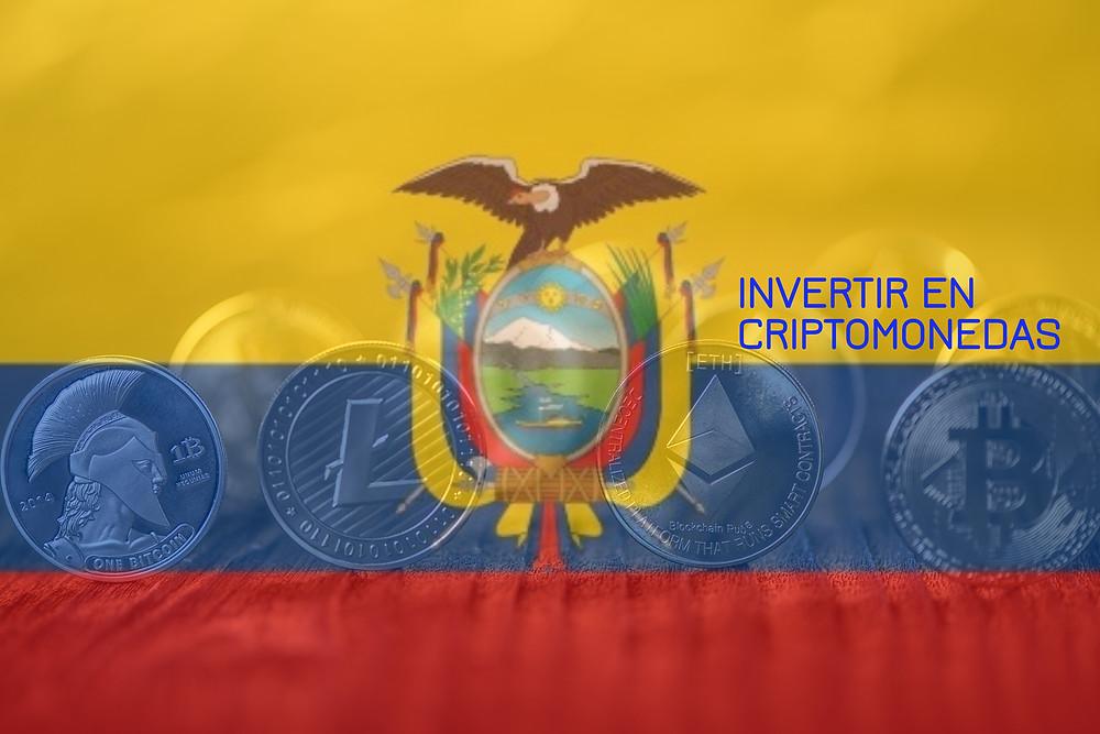Comprar Criptomonedas en Ecuador [En 5 pasos]