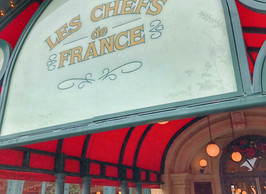 Chefs de France to Reopen October 8 at EPCOT