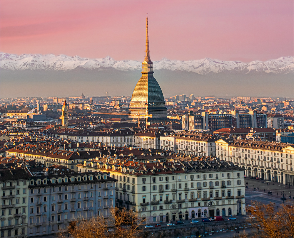 Turin, Italy. Photo by Massimiliano Morosinotto on Unsplash