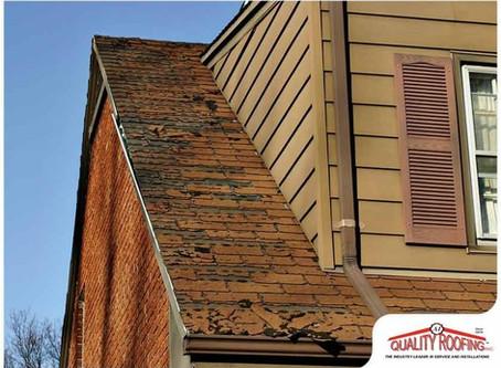 6 Signs of n Aging Roof