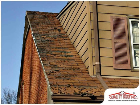 6 Signs of n Aging Roof