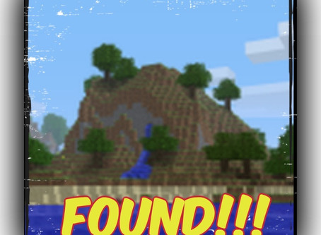 """Seed for """"most iconic image in Minecraft history"""" found after eight monthsearch"""