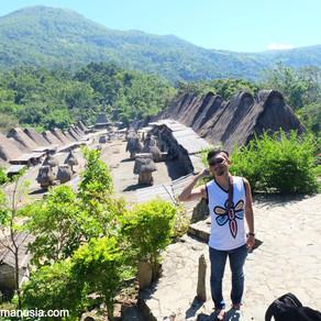 Kembali Merasakan Suasana Zaman Megalitikum-Kampung Bena