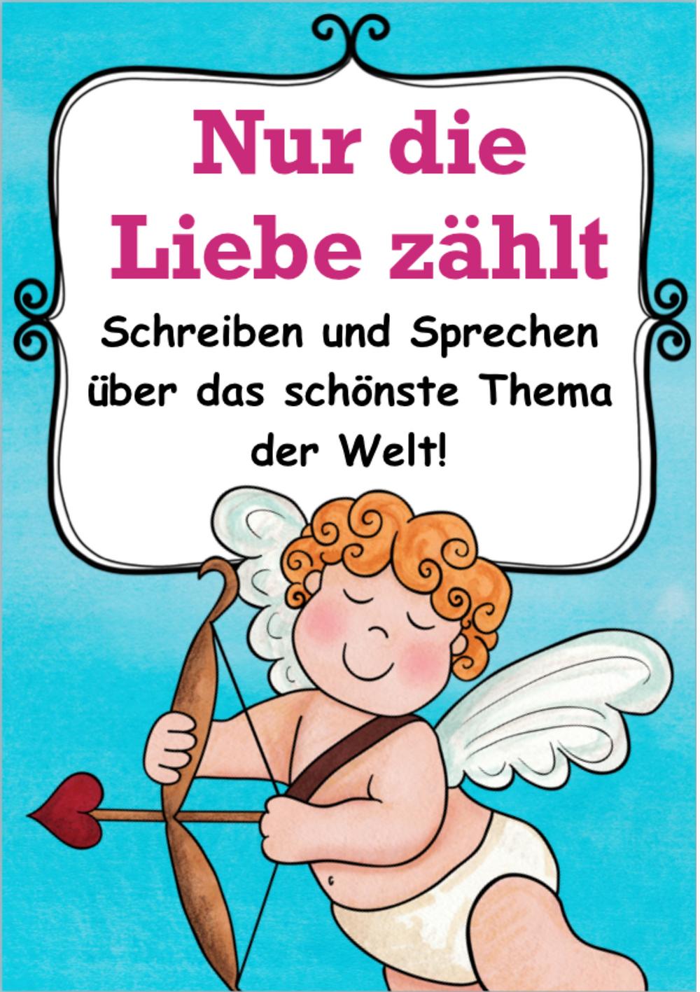Nur die Liebe zählt - Unterrichtsmaterial für Deutsch bei eduki