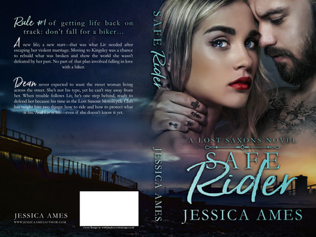 Safe Rider cover reveal