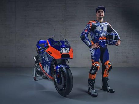 Miguel Oliveira เปิดตัวรถ และชุดแข่งใหม่พร้อมลุย MotoGP ฤดูกาล 2019