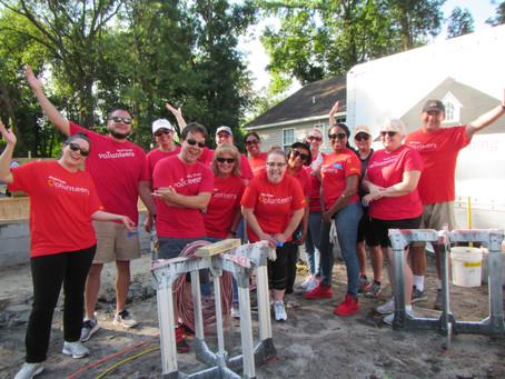 Wells Fargo Team Build (August 21st, 2019)