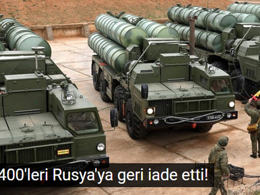 TAYYİP'İN BİR PALAVRASI DAHA FOS ÇIKTI !!!