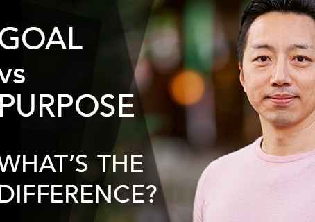 Goal vs Purpose — What is the difference?