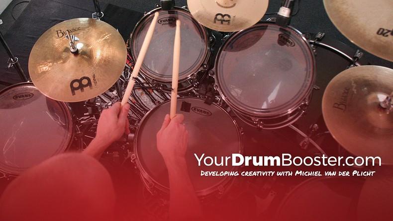YourDrumBooster.com nieuwe online drum cursussen
