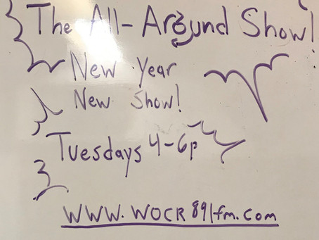 THE ALL AROUND SHOW IS BACK!