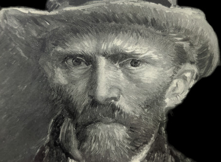 Inspired by Vincent Van Gogh...
