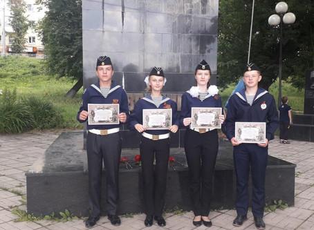 250 лет со дня победы русского флота в Чесменском сражении!
