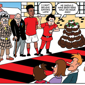 Capt Sir Thomas Moore, Dominic Cummings and Marcus Rashford star in first ever 'Beano for Grown Ups'