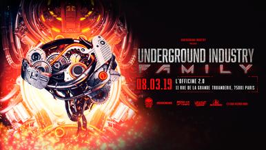 Underground Industry Family V [08.03.19]