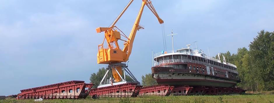 ЗАО «НЕФТЕФЛОТ» готовится к постройке самоходных пассажирских судов.