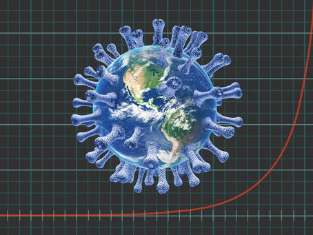 Cosa ci insegna la curva del Coronavirus sui cambiamenti climatici