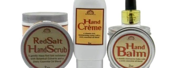 HandSavours HandCrème  & Cuticle Oil Set