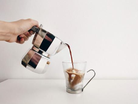 Affogato al Caffè 阿芙佳朵冰淇淋咖啡│淹沒也是一種愉悅的享受
