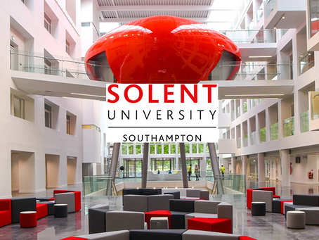 Start your journey with Solent University