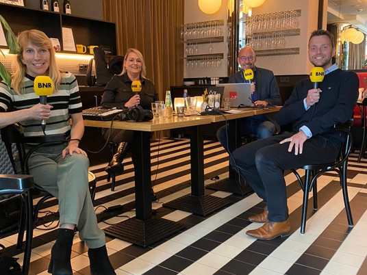 ZZP Cafe - BNR Nieuwsradio