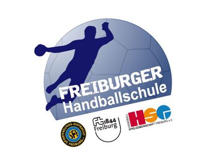 Red Sparrows zu Besuch bei der Freiburger Handballschule