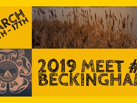 Beckingham, SDA Meet #1 2019
