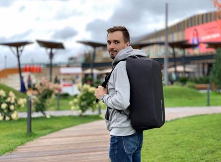 Рюкзак для путешествий XD Design Bobby Duffle + подарки всем!