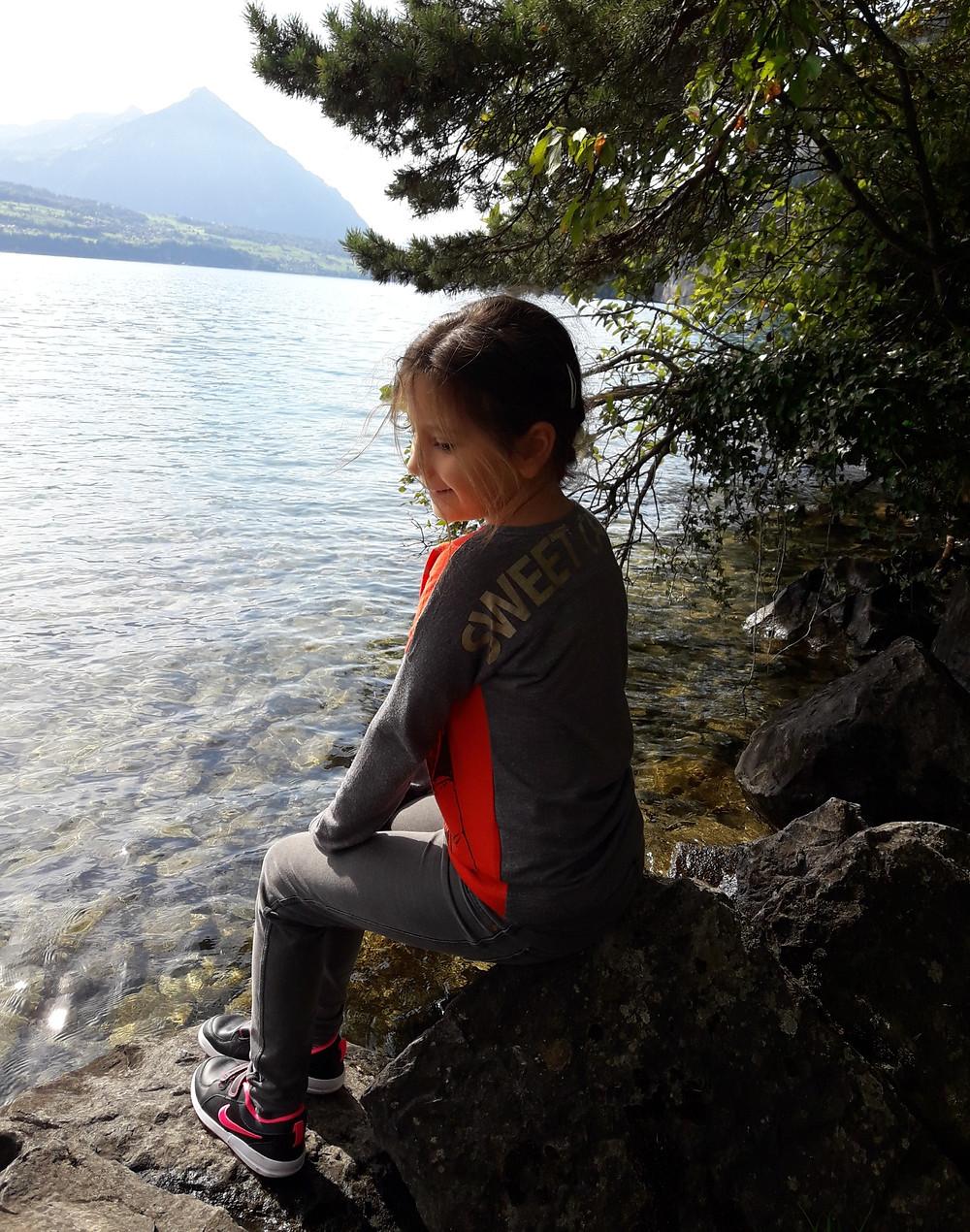 אגם תון, שווייץ, ליהיא בן שבת