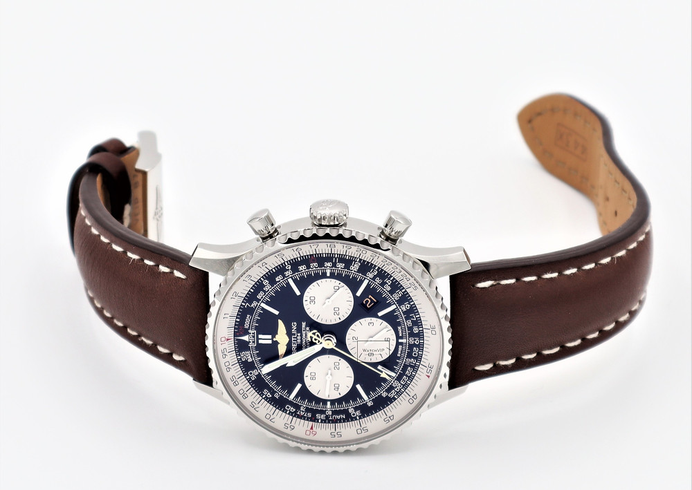 Breitling Navitimer Exclusively for Hire from WatchVIP