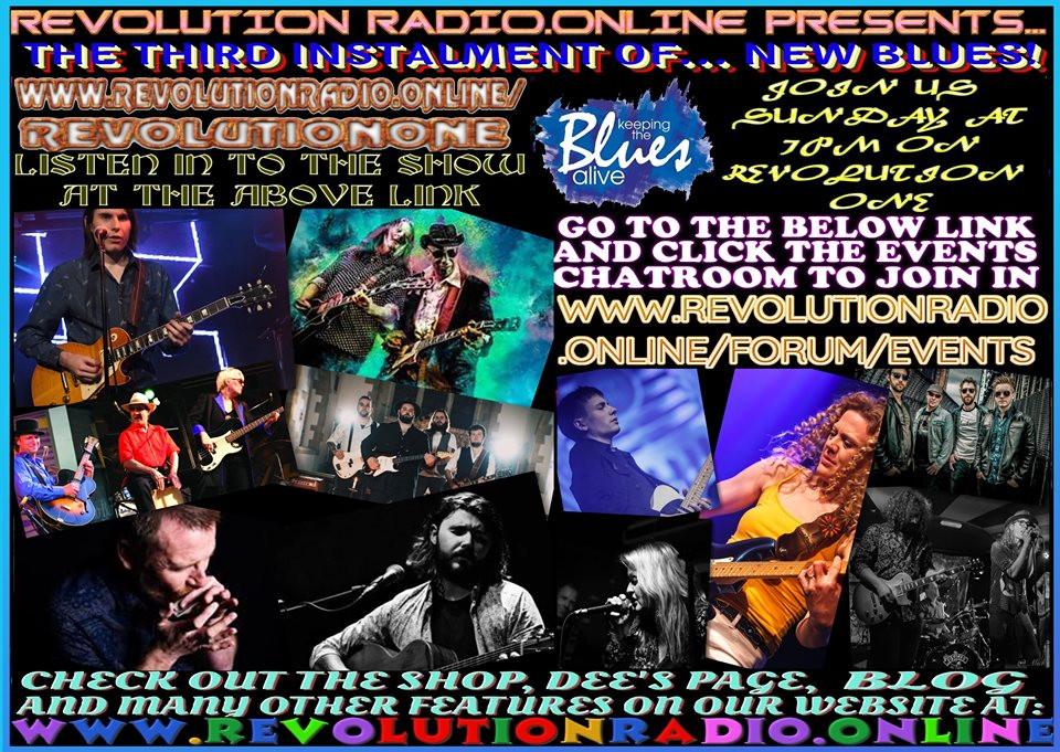New Blues 3 : Revolution Radio Online