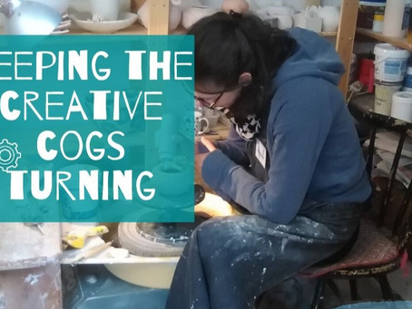 Keeping the creative cogs turning during Covid-19