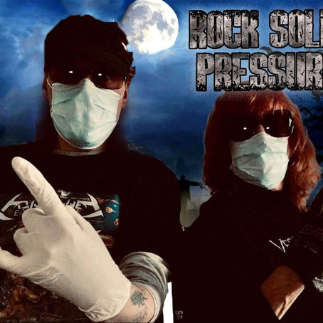 This Week on the Rock Solid Pressure show (08/24)