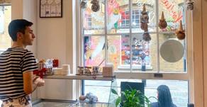 Throwback to London @ Rococo Chocolates Covent Garden