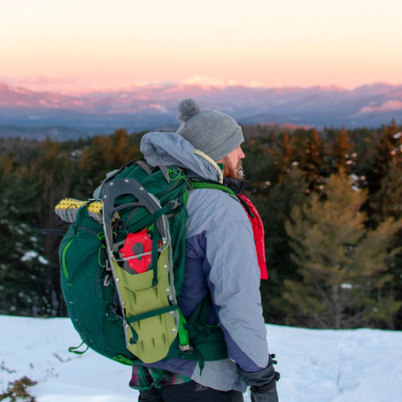 Tips for Hiking in the Snow